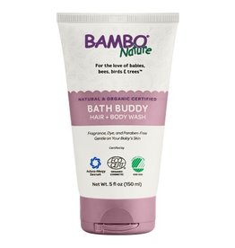 Bambo Nature Bambo Nature - Bath Buddy Hair & Body Wash