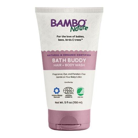 Bambo Nature Bambo Nature - Bath Buddy Hair & Body Wash