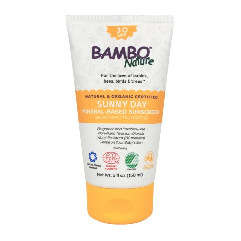 Bambo Nature Sunny Day Mineral Sunscreen