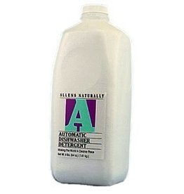 Allen's Naturally Automatic Dishwasher Powder 4 lbs
