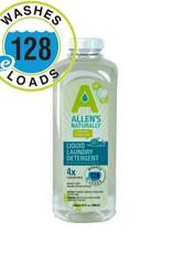 Allen's Naturally Allen's Liquid Laundry Detergent - Quart