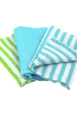 Green Sprouts Muslin Multipurpose Cloth 3 pack