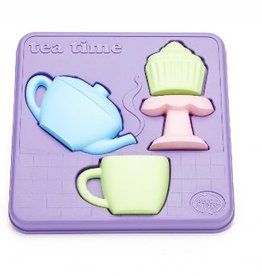 Green Toys Tea Time 3D Puzzle