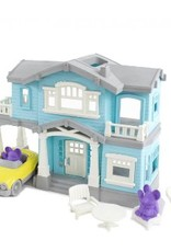 Green Toys Green Toys - House Playset Blue