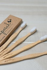 Bamboo Toothbrush- 4 pack