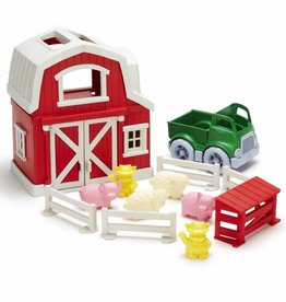 Green Toys Green Toys - Farm Playset