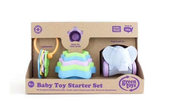Green Toys Green Toys - Baby Toy Starter Set