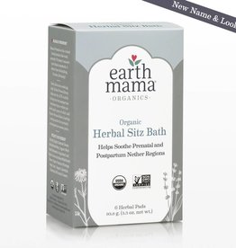 Earth Mama Angel Baby Organic Herbal Sitz Bath