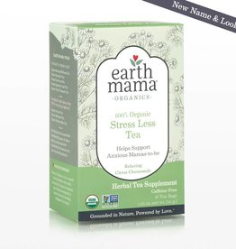Earth Mama Angel Baby Organic Stress Less Tea