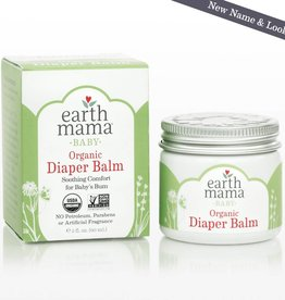 Earth Mama Angel Baby Organic Diaper Balm 2 oz