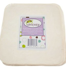 Wipes Bamboo Birdseye 12pk