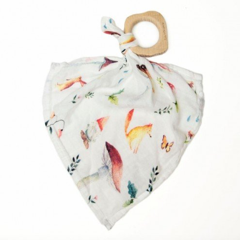 LouLouLollipop Lovey Security Blanket