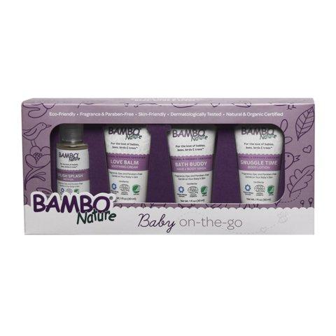 Bambo Nature Bambo Nature - Baby On The Go Set