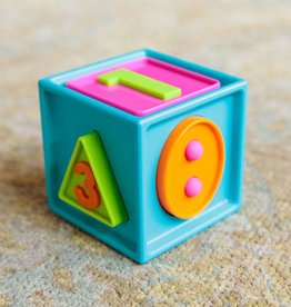 Fat Brain Toy Co Smarty Cube 1 2 3