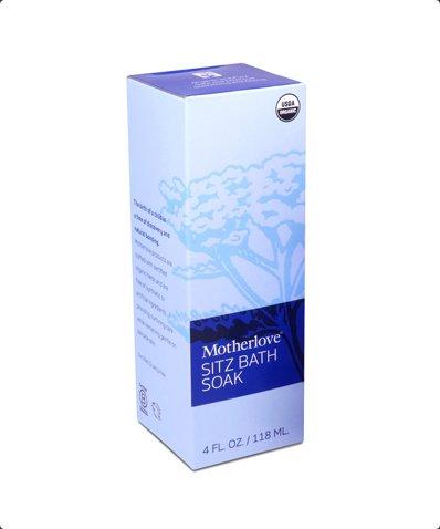 Motherlove Motherlove Sitz Bath Soak Concentrate