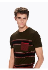 Scotch & Soda Merino Pocket Tee