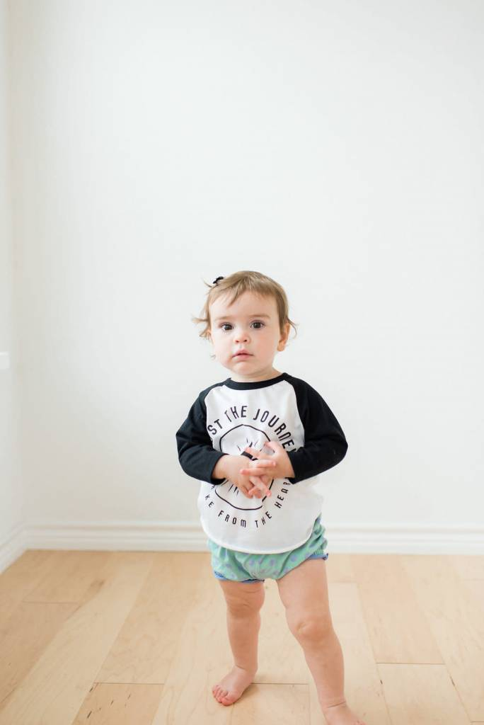 Ramble and Co Trust the Journey Kids Tee