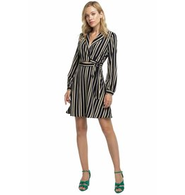 ASTR Jackie O Wrap Dress
