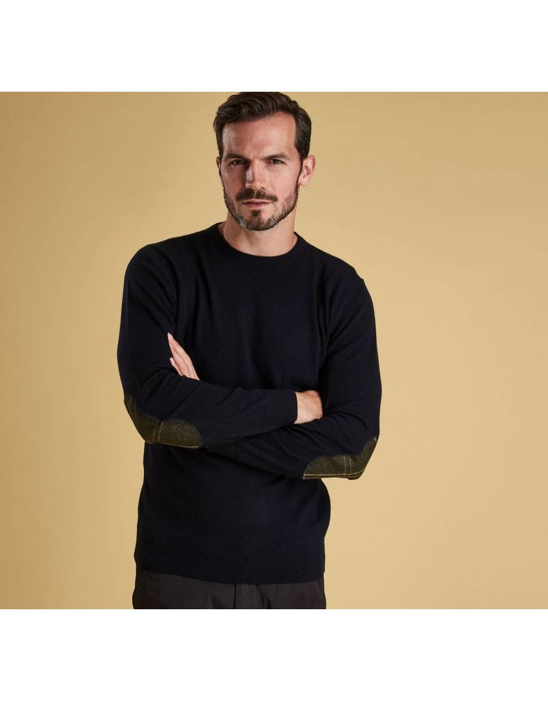 Barbour Harrow Crew Neck Wool/Cashmere