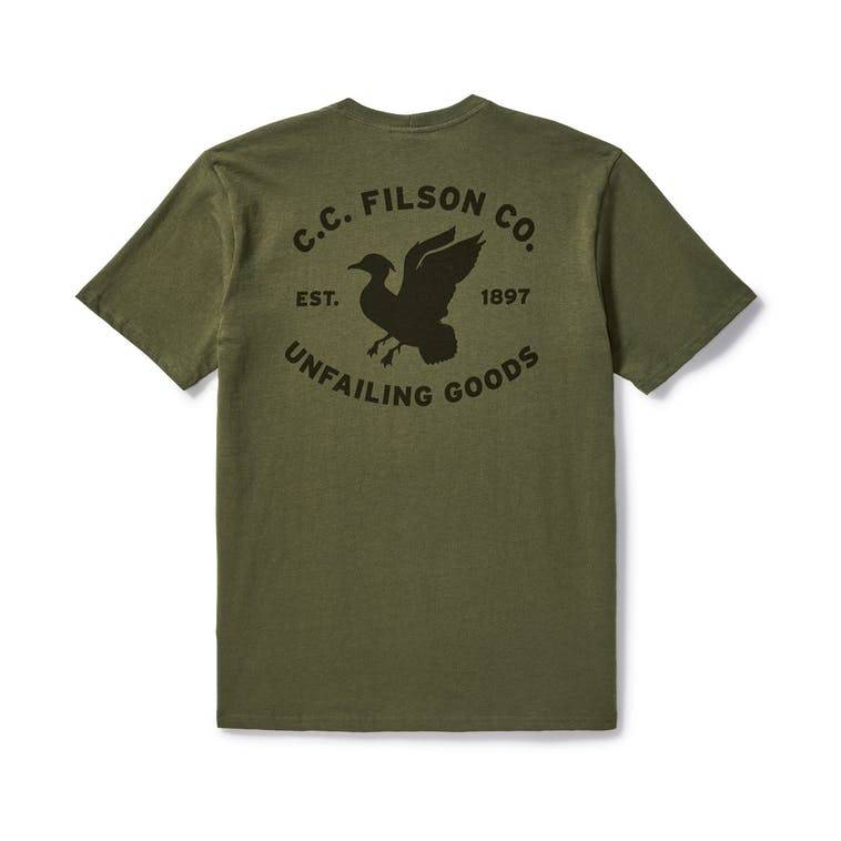 Filson Outfitter Graphic T