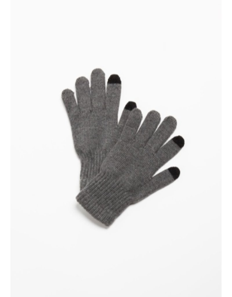Look By M Cashmere Basic Glove