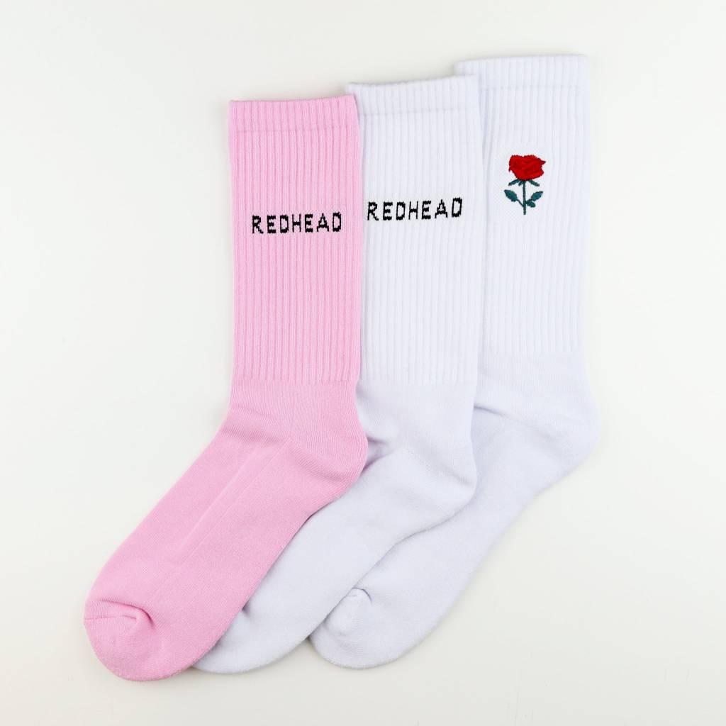 Brunette Redhead Sock Pack