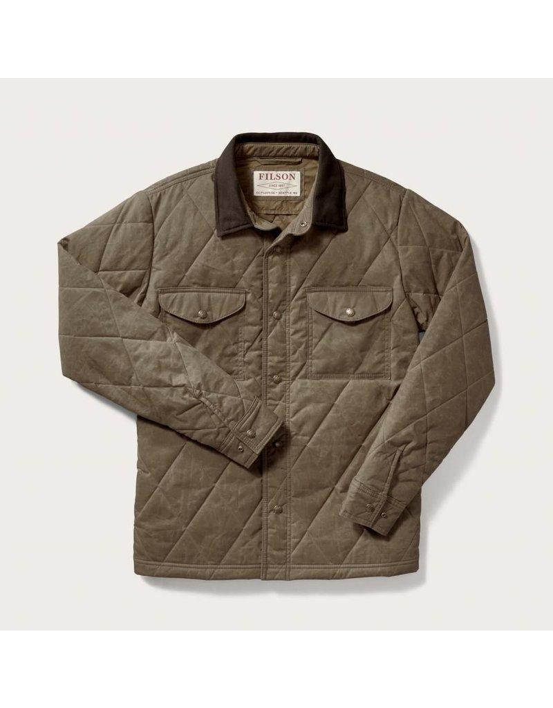 Filson Hyder Quilted Jac-shirt