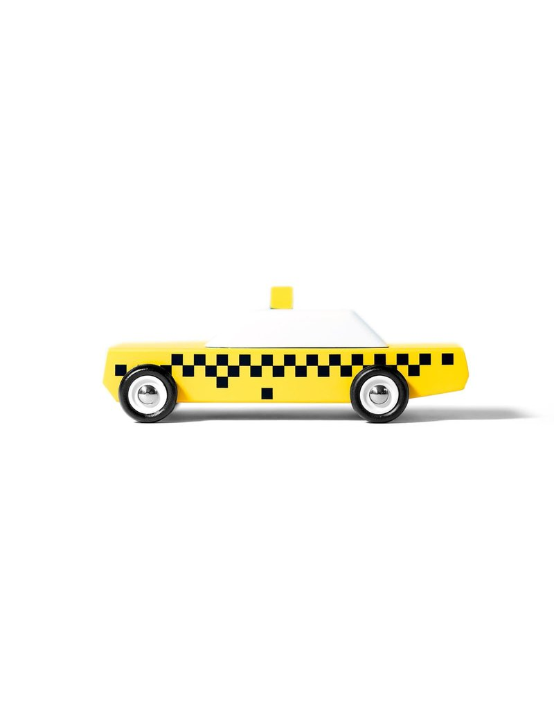 Candylab Junior Candycab Yellow Taxi