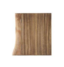 Creative Co-Op Wood Book Box