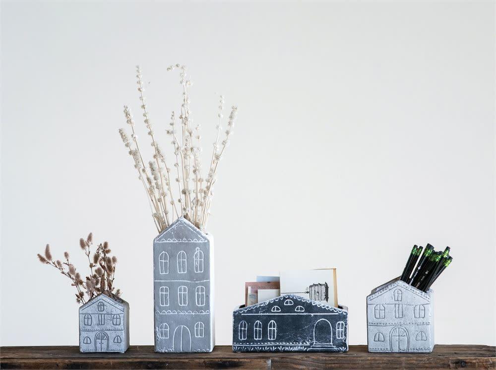 Alternative Apparel House Planter/ Vase