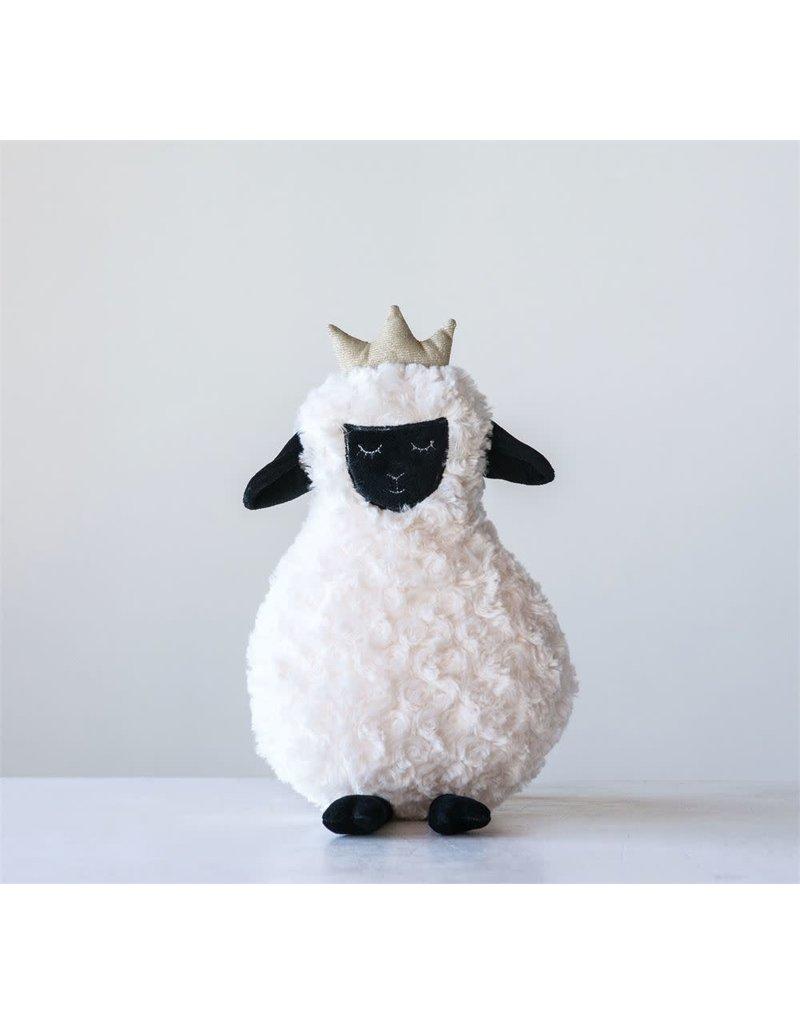 Creative Co-Op Stuffed Sheep