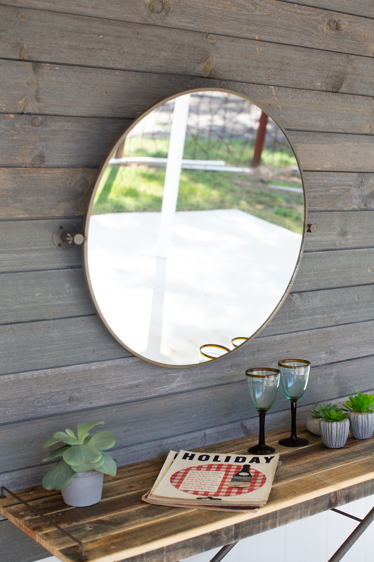 Kalalou Snooze Mirror