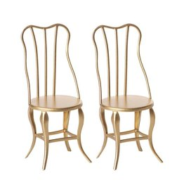 Maileg Micro Vintage Chair Set
