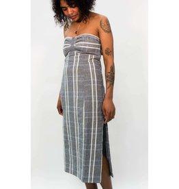 Free People Life Like This Midi Dress