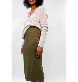 Free People Highlands Tube Skirt