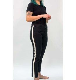 Scotch & Soda Tailored Stretch Pants Side Stripe
