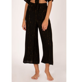 Amuse Society Dusk Till Dawn Wide Leg Pant