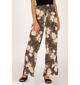 Amuse Society Shady Shack High Waisted Pant