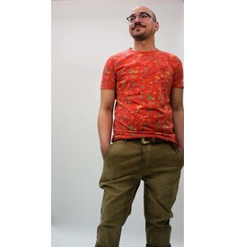 Scotch & Soda Everyday Holiday Hawaiian Tee