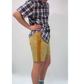 Scotch & Soda Chino Short with Sideseam Stripe
