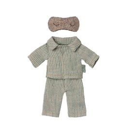 Maileg Blue Pajamas Clothes