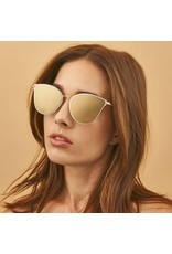 Freyrs Eyewear Ivy Gold/Gold