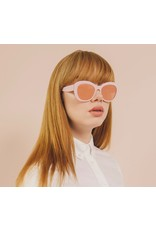 Freyrs Eyewear Gia Blush Sunglasses