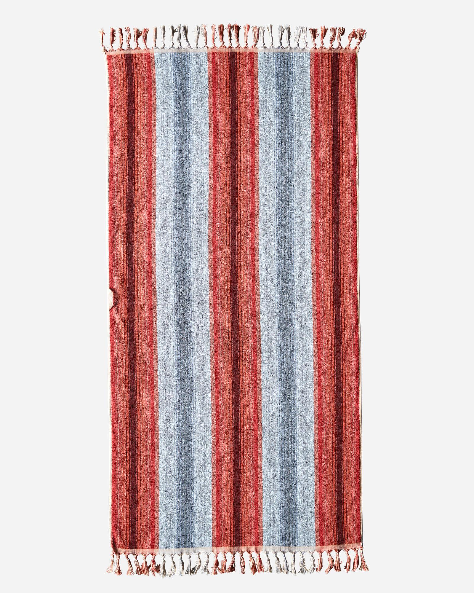 Desert Sky Sculpted Fringe Towel
