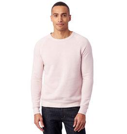 Alternative Apparel Champ Pink Fleece Sweatshirt