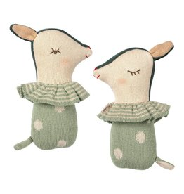 Maileg Dusty Mint Bambi Rattle