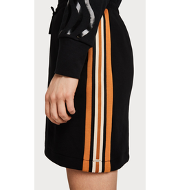 Scotch & Soda Colorblock Sweat Skirt