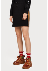 Scotch & Soda Colorblock Sweat Skirt
