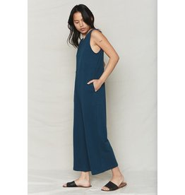 Back Beat Rags Ocean Hemp Patch Reversible Jumpsuit