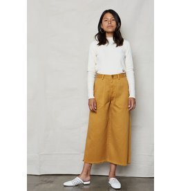 Back Beat Rags Golden Hemp Utility Pant